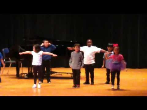 Great Seneca Creek Elementary School Talent Show 2017