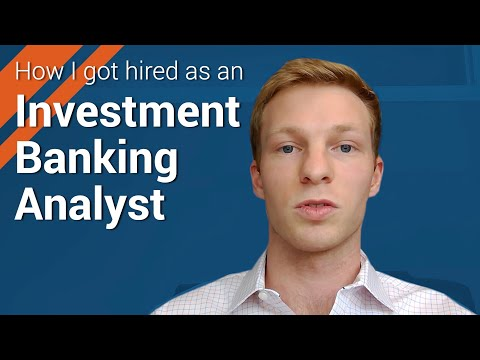 How To Master Financial Modeling & Become An Investment Banking Analyst