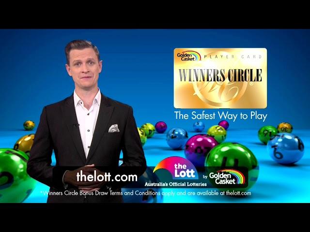 Winners Circle Weekly Bonus Draw Draw Results 1229 - The Lott