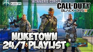 Call of Duty: Black Ops 3 Multiplayer Nuketown 24/7 PC Gameplay (BLACK OPS 3 w/ iCrazyTeddy LIVE)