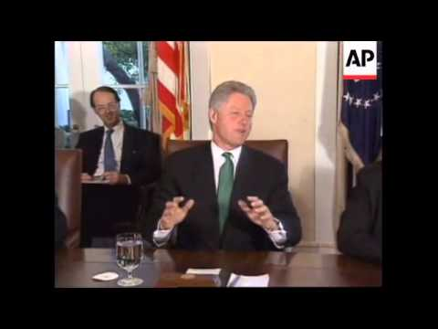 USA: ROSS PEROT STARTING NEW POLITICAL PARTY UPDATE
