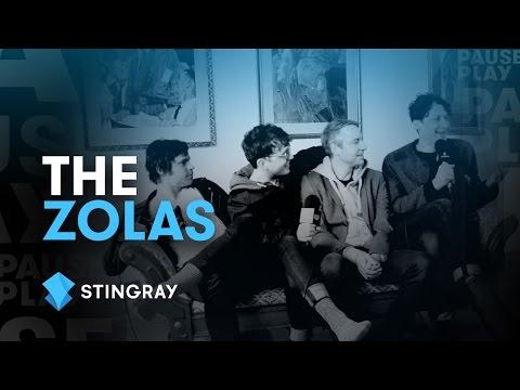 The Zolas Interview | Stingray PausePlay