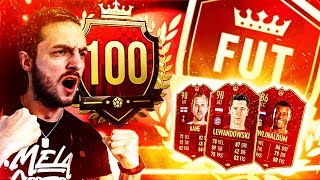 TOP PLAYER NEI MIEI PICK FUORICLASSE + DOPPIO TOP100!!! [FUT CHAMPIONS REWARDS - FIFA 20]