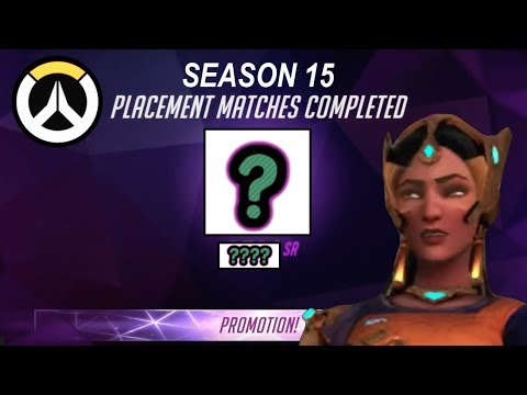 My Season 15 Placements Were TRASH (Overwatch) thumbnail