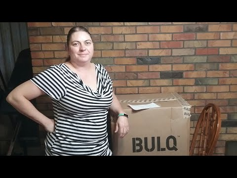 Bulq.com Review Unboxing a Brand New $100.00 Sporting Goods and General Merchandise Box