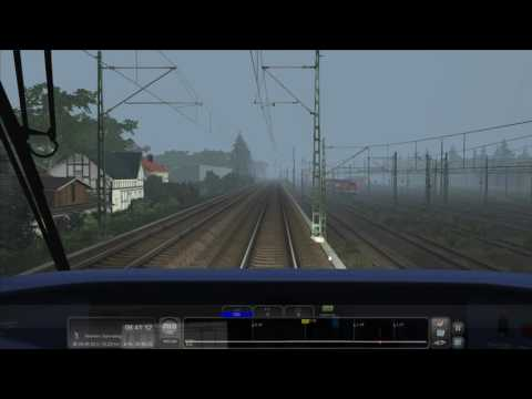 LET'S PLAY Train Simulator 2017 | Mit dem Morgentlichen RB nach  Cuxhaven