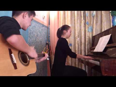 Мэйдзи Рысалиев & Элина Булекбаева Клубняк - Tony Igy - Astronomia (DFM mix)