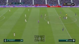 FIFA19 player career  選手キャリアをプレイ1 Season4