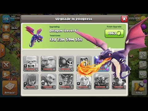 TH11 Laboratory | How Much Resources Takes To Max Out Troops?