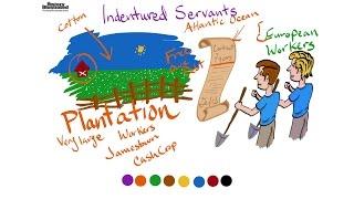 Indentured Servant Definition for Kids YouTube
