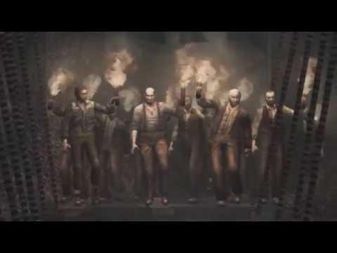 THE WALKING DEAD ON RE4 | Resident evil 4 hd