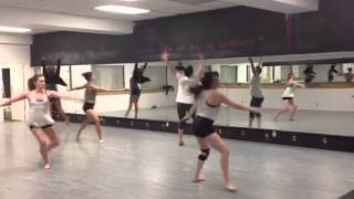 "Lyrical combo to ""We Belong"" by Pat Bentar. Choreography by Alexia Liavas. Aspire Dance Studio."