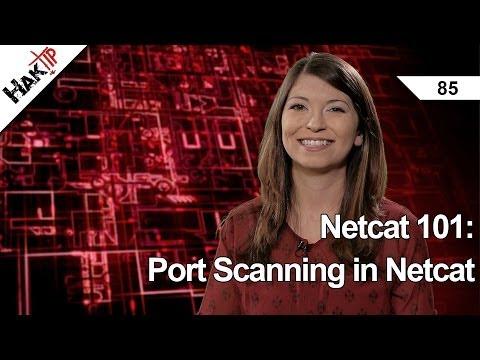 Netcat 101: Port Scanning in Netcat, Haktip 85