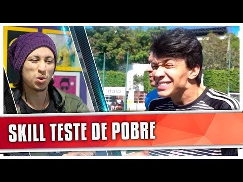 REACT SKILL CHALLENGE DE POBRE!!! (Julio Cocielo)
