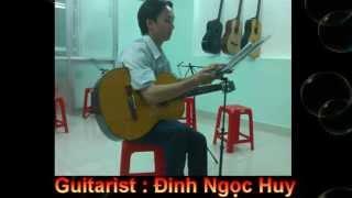 Guitar Tình Đơn Côi - Thể hiện Thầy Đinh Ngọc Huy