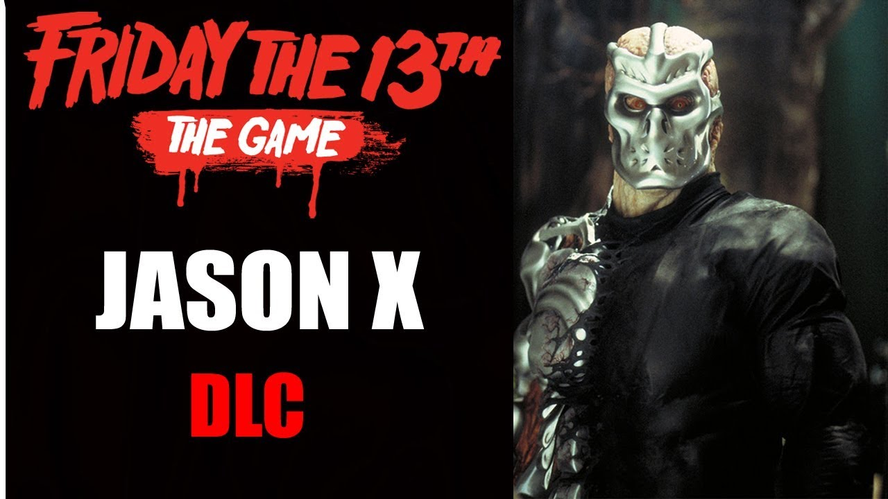 How To Cancel Uber >> Jason X DLC? [Friday the 13th: The Game] - YouTube
