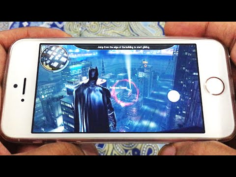 BEST GRAPHICS GAMES ON IPHONE SE GAMING 1 - YouTube