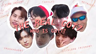 Download GOT7 | Who is Got7: living memes? crackheads? betray7? lifelong friends? family?