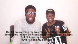 DR CRAZE FT TEGA - Lyrics  Challenge