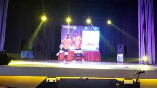 ||Hip hop dance choreography||by Master mind crew dhanbad||CHIRMI SONG||Abujada boom boom|Inhenachn.