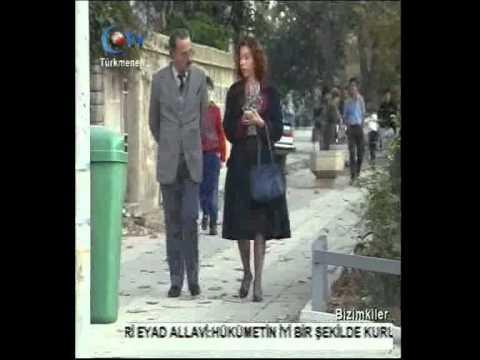 Bizimkiler Ayla Hanim ile ilk bolum