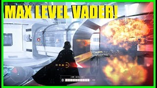 Star Wars Battlefront 2 - Trying to win on Kamino with a max level Darth Vader!