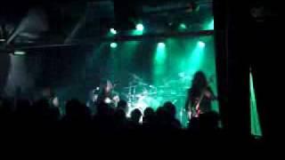 Slechtvalk - Vengeance of a scorned king (new song) (live at Fear Dark Fest. 2009)