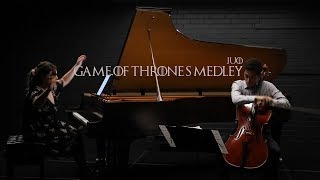 JUO | Game of Thrones Medley for Cello and Piano