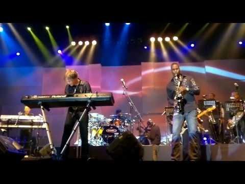 Brian Culbertson feat Eric Darius performing Our Love at Java Jazz 2011