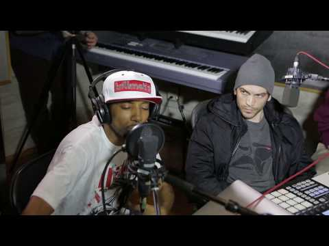 Ruste Juxx kicks a strong verse on the R.A. the Rugged Man podcast