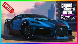 GTA 5 Online The Diamond Casino & Resort DLC Update - NEW INFO! Winning FREE Vehicles & Much MORE!