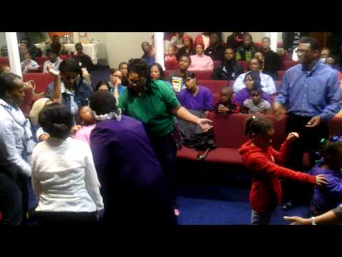 Night 2 - Revival, Abbeville, La. Holy Ghost Fire!