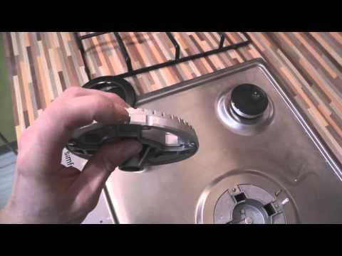 ОБЗОР: Simfer H 4304 VGRM газовая трехкомфорочная панель