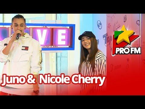 Juno si Nicole Cherry -  Grenada  | ProFM LIVE Session