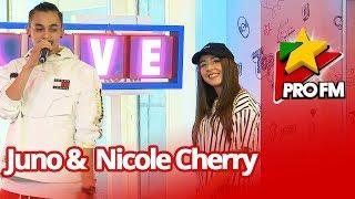 Juno si Nicole Cherry - Grenada ProFM LIVE Session