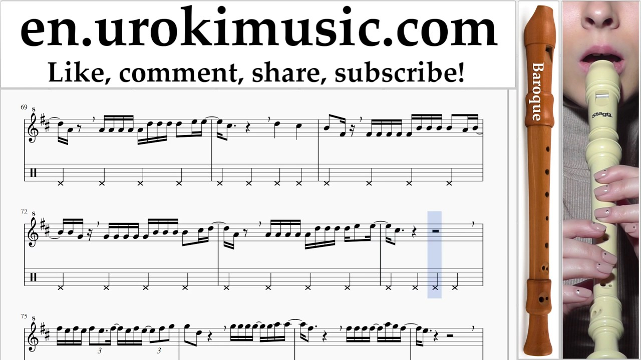 despacito piano sheet music pdf