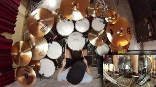 Drum Cover - Mudvayne - Happy?
