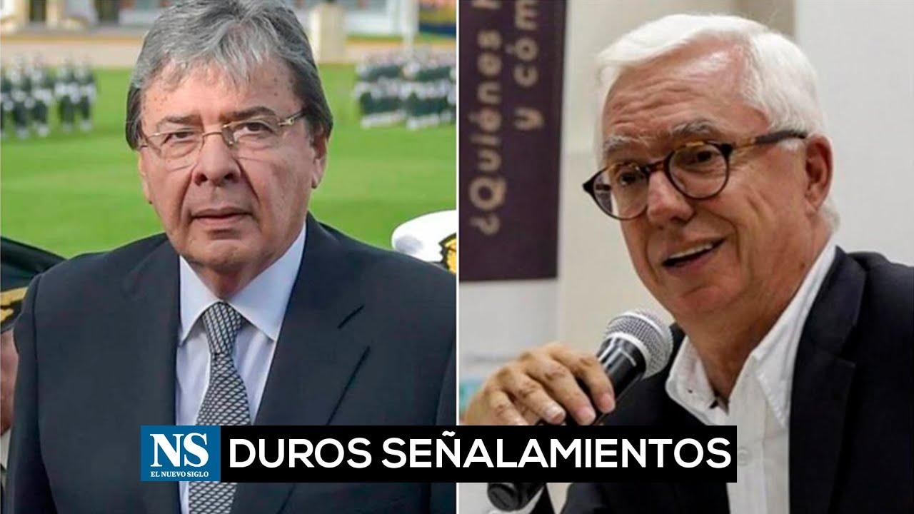 Rifirrafe entre Carlos Holmes Trujillo y Robledo por presencia de tropas de EU en el país