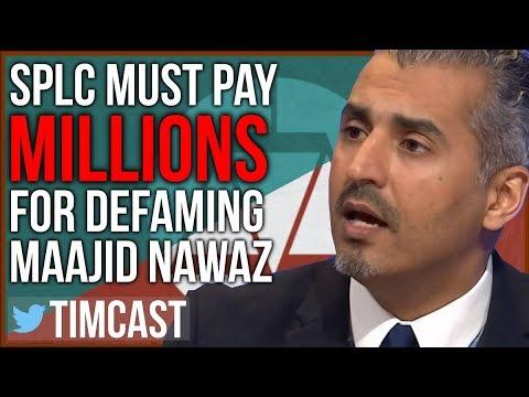 SPLC Must Pay MASSIVE Settlement for Defaming Maajid Nawaz