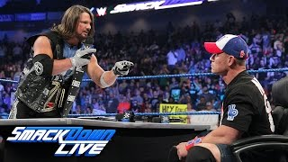 royal rumble wwe championship match contract signing smackdown live jan 3 2017