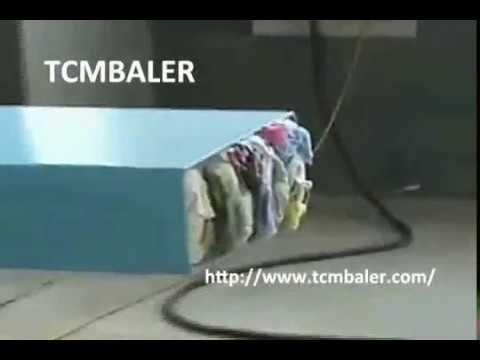 Cotton Rags Baling Press Machine Price Monaco  Peru  Seychelles