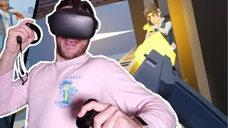 5 Amazing Oculus Quest VR Games - FREE DOWNLOADS!