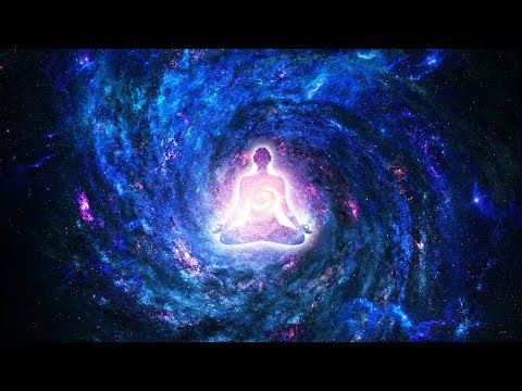 DMT Meditation Music: Deep Space Journey Within Spirit Enlig