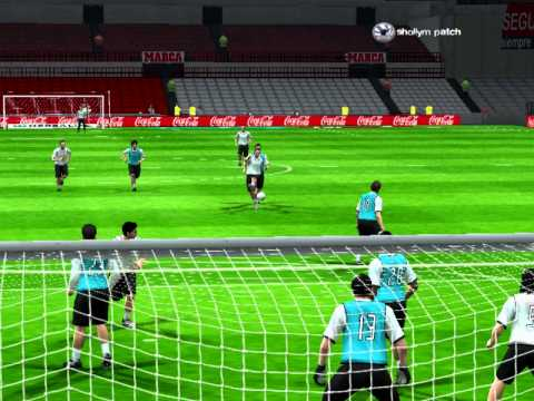 Duda's Goal on Shollym 2013