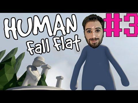 Bu Oyunda Herkes Trol - Human Fall Flat