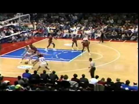 1989-90 Bulls vs. Sixers (5/7)