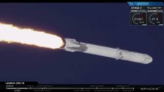 Blastoff! SpaceX Launches ISS Resupply Mission with Reused Rocket, Capsule