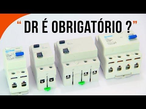 DR agora obrigatório: Fim de acidentes com eletricidade está próximo