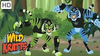 Wild Kratts - How To Decorate a Giant Christmas Tree in the Wild
