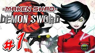 - Maken Shao - Demon Sword - PS2, PS3 playthrough part 1 [no commentary]